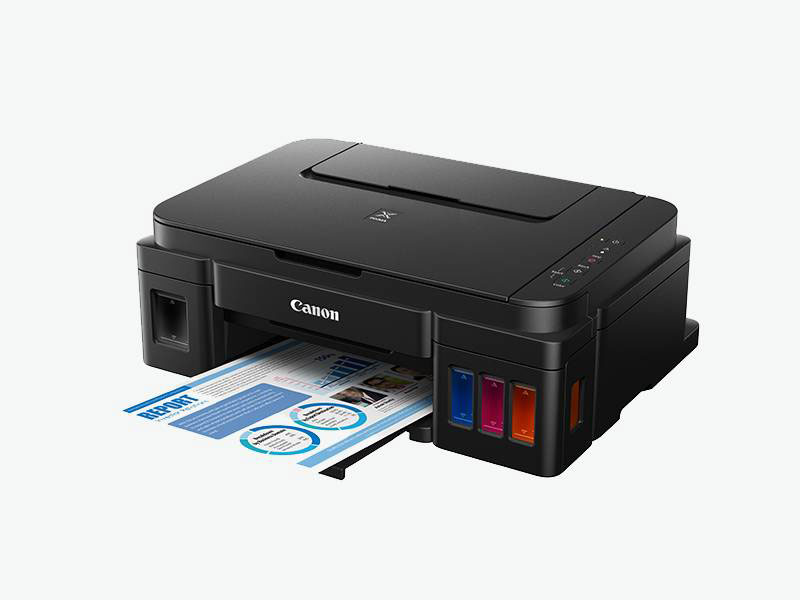 0617C042 - Canon G2501 Refillable Inkjet Multifunctional Printer - WiFi