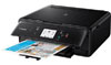 2229C008 - Canon PIXMA TS6150 Inkjet Photo Printer - Wi-Fi - Black